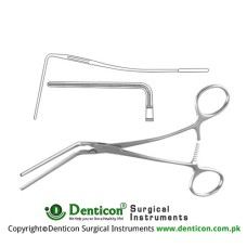 DeBakey Atrauma Multipurpose Vascular Clamp Stainless Steel, 18 cm - 7""