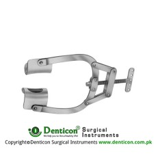 Mercedes Thoracic Retractor Retractor Only Stainless Steel,