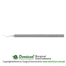 West Root Tip Pick Left Stainless Steel, Standard