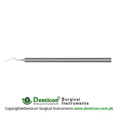West Root Tip Pick Right Stainless Steel, Standard