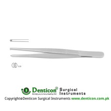 Standard Pattern Dissecting Forceps 1 x 2 Teeth Stainless Steel, 18 cm - 7""