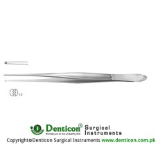 Potts-Smith Dissecting Forceps 1 x 2 Teeth Stainless Steel, 18 cm - 7""