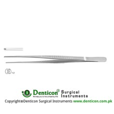 Potts-Smith Dissecting Forceps 1 x 2 Teeth Stainless Steel, 21 cm - 8 1/4""