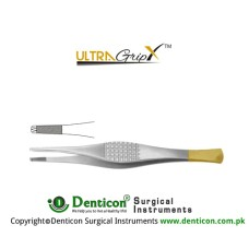 UltraGrip™ TC Ferris-Smith Dissecting Forcep 2 x 3 Teeth Stainless Steel, 17.5 cm - 7""