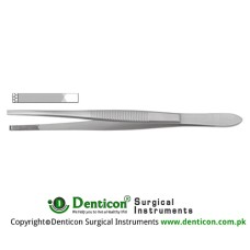 Stille-Barraya Dissecting Forceps Stainless Steel, 18 cm - 7""