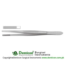Stille-Barraya Dissecting Forceps Stainless Steel, 20 cm - 8""