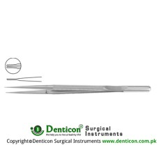 "Micro Vessel Dilator With Counter Balance Stainless Steel, 18 cm - 7"" Diameter 0.30 mm"