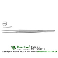 "Micro Vessel Dilator With Counter Balance Stainless Steel, 15 cm - 6"" Diameter 0.30 mm"
