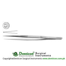 "Micro Pierse Forcep Stainless Steel, 15 cm - 6"" Diameter 0.40 mm"