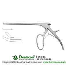 "Ferris-Smith Leminectomy Rongeur Up Stainless Steel, 15.5 cm - 6"" Bite Size 2 mm"