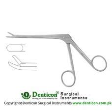 "Spurling Leminectomy Rongeur Up Stainless Steel, 20 cm - 8"" Bite Size 4 x 10 mm"