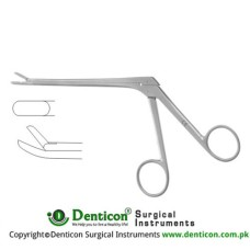 "Spurling Leminectomy Rongeur Up Stainless Steel, 13 cm - 5"" Bite Size 4 x 10 mm"
