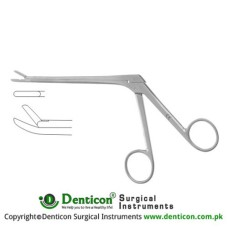 "Cushing Leminectomy Rongeur Straight Stainless Steel, 20 cm - 8"" Bite Size 2 x 10 mm"