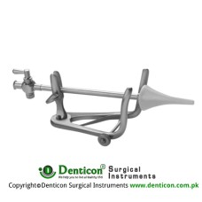 Knutson Urethrography Instrument Stainless Steel,