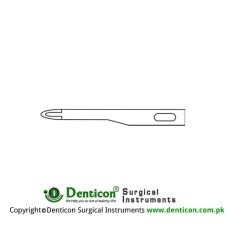 Micro Scalpel Blade No. 63 Pack of 25 Stainless Steel,