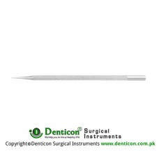 Wilder Lacrimal Dilator Medium Taper - Size 2 Stainless Steel, 10.5 cm - 4 1/4""