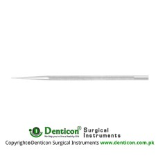 Infant Lacrimal Dilator Very Fine Blunt Tip Stainless Steel, 8 cm - 3""