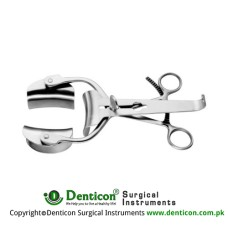 Collin Retractor Only Stainless Steel, 31 cm - 12 1/4""