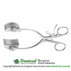 Collin Retractor Only Stainless Steel, 22.5 cm - 8 3/4""