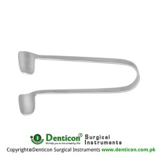 Thudichum Nasal Specula Set of 7 Ref. RH-013-01 to RH-013-07 Stainless Steel,