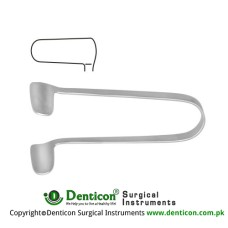 Thudichum Nasal Speculum Fig. 5 Stainless Steel,