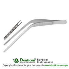 Troeltsch Nasal Tampon Forcep Stainless Steel, 18 cm - 7""