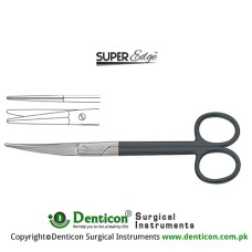 Aston Face-Lift Scissor Straight - Toothed Stainless Steel, 17 cm - 6 3/4""