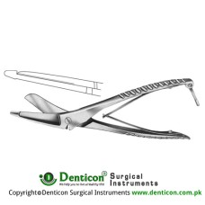Plaster of Paris Shear One Serrated Cutting Edge Stainless Steel, 20 cm - 8""