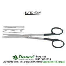Mayo-Stille SuperEdge™ Dissecting Scissor Straight Stainless Steel, 15 cm - 6""
