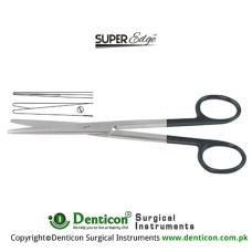 Mayo-Stille SuperEdge™ Dissecting Scissor Straight Stainless Steel, 17 cm - 6 3/4""