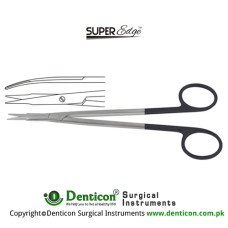 Jameson SuperEdge™ Dissecting Scissor Curved Stainless Steel, 15.5 cm - 6""