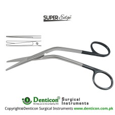 Fomon SuperEdge™ Tonsil Scissor Stainless Steel, 15 cm - 6""