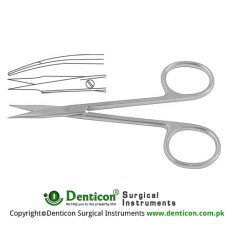 Stevens Tenotomy Scissor Curved - Sharp/Sharp , 11.5 cm - 4 1/2""