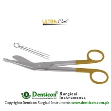 UltraCut™ TC Lister Bandage Scissor Stainless Steel, 18 cm - 7""