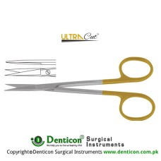 UltraCut™ TC Iris Scissor Straight Stainless Steel, 11.5 cm - 4 1/2""