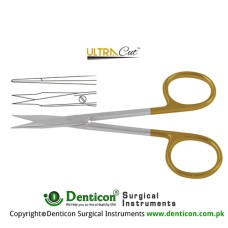 UltraCut™ TC Stevens Tenotomy Scissor Straight - Sharp/Sharp Stainless Steel, 11.5 cm - 4 1/2""