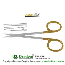 UltraCut™ TC Stevens Tenotomy Scissor Straight - Blunt/Blunt Stainless Steel, 11.5 cm - 4 1/2""