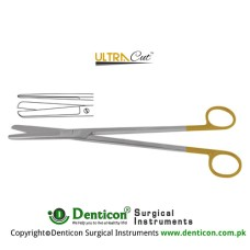 UltraCut™ TC Sims Uterine Scissor Straight Stainless Steel, 23 cm - 9""