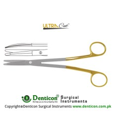 UltraCut™ TC Freeman Face-lift Scissor Toothed Stainless Steel, 23 cm - 9""