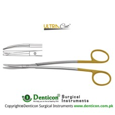 UltraCut™ TC Stella-S Face-lift Scissor S Shaped-Toothed Stainless Steel, 18 cm - 7""