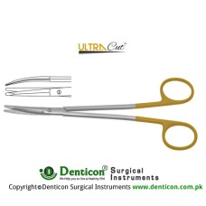 UltraCut™ TC Kelly Face-lift Scissor Toothed Stainless Steel, 18 cm - 7""