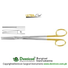 UltraCut™ TC Gorney Face-Lift Scissor Straight - One Toothed Cutting Edge Stainless Steel, 23 cm - 9""