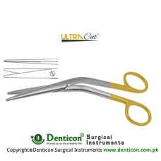 UltraCut™ TC Cottle Tonsil Scissor Stainless Steel, 16 cm - 6 1/4""