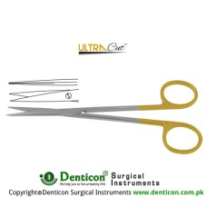 UltraCut™ TC Metzenbaum-Fine Dissecting Scissor Straight - Sharp Stainless Steel, 14.5 cm - 5 3/4""