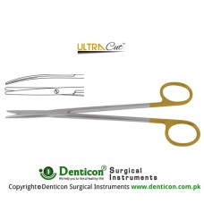 UltraCut™ TC Metzenbaum-Fine Dissecting Scissor - Slender Pattern Curved Stainless Steel, 23 cm - 9""
