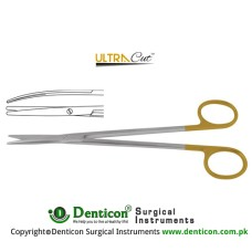 UltraCut™ TC Metzenbaum-Fine Dissecting Scissor - Slender Pattern Curved Stainless Steel, 20.5 cm - 8""