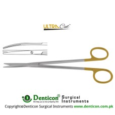 UltraCut™ TC Metzenbaum-Fine Dissecting Scissor - Slender Pattern Curved Stainless Steel, 28.5 cm - 11 1/4""