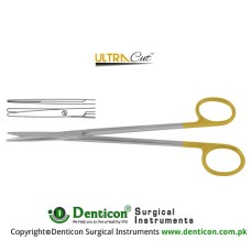 UltraCut™ TC Metzenbaum-Fine Dissecting Scissor - Slender Pattern Straight Stainless Steel, 20.5 cm - 8""