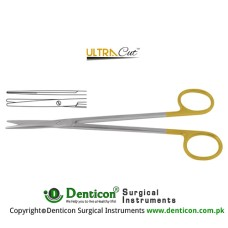 UltraCut™ TC Metzenbaum-Fine Dissecting Scissor - Slender Pattern Straight Stainless Steel, 23 cm - 9""
