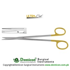 UltraCut™ TC Metzenbaum-Fine Dissecting Scissor - Slender Pattern Straight Stainless Steel, 25 cm - 9 3/4""